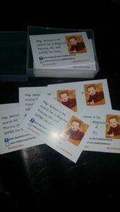 Wee Man Cards