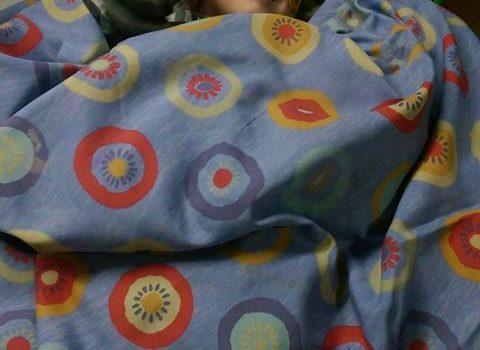 Sensory Ball blanket